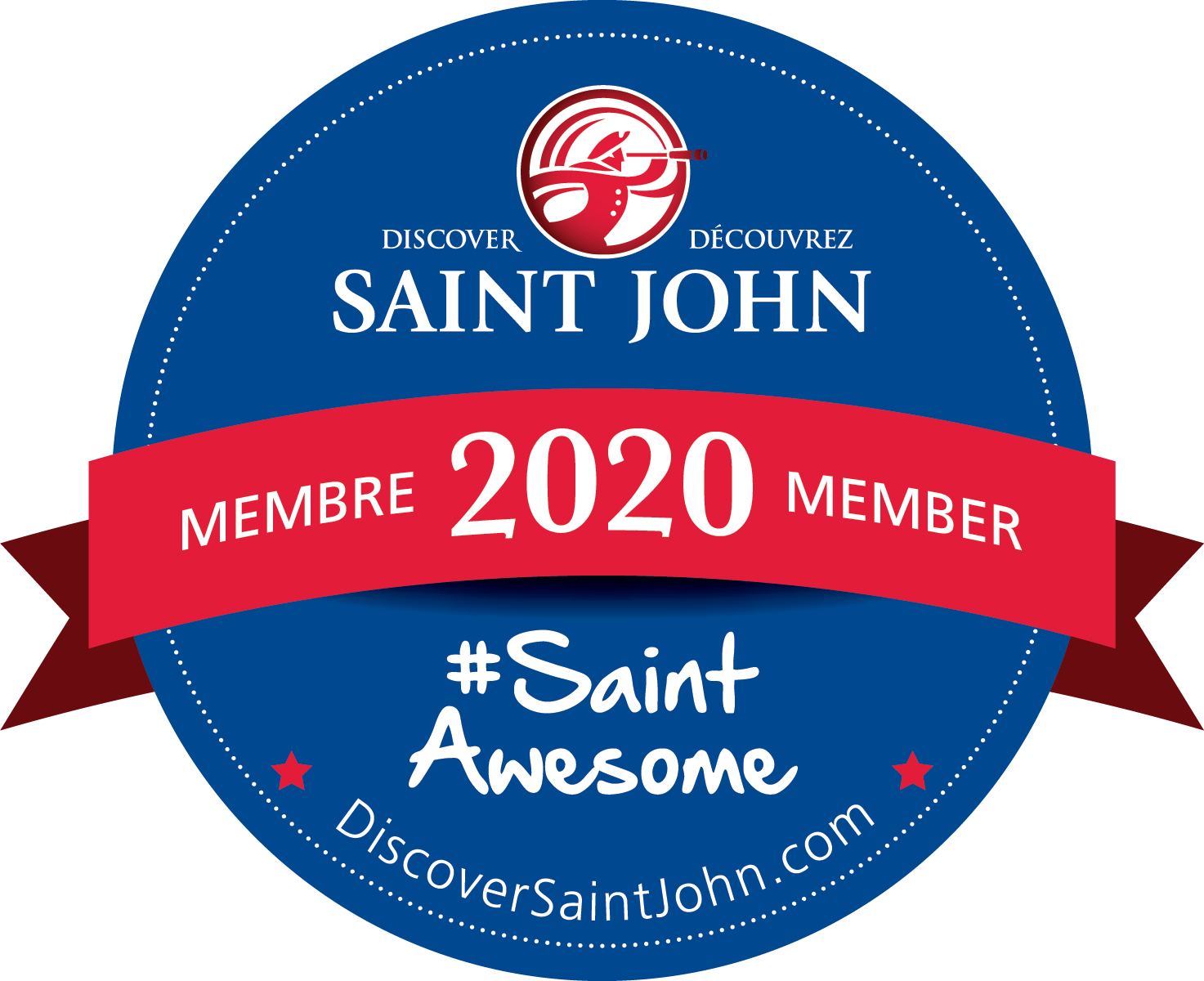 2020 Membership Decal